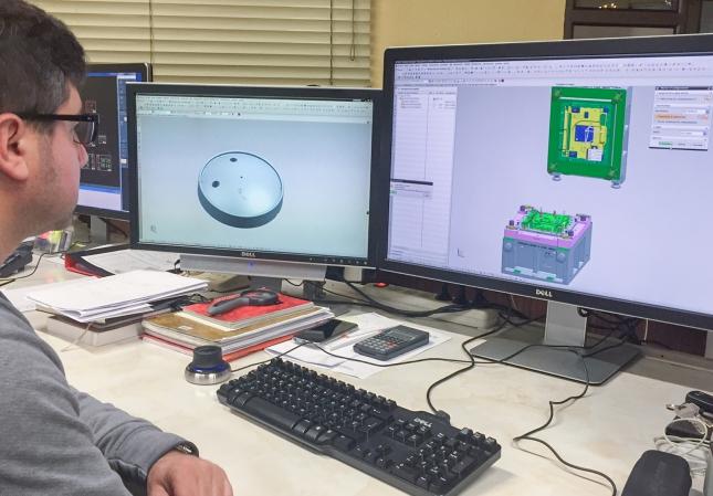 La bilbaina die makers for Software diseno oficinas